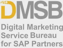 sap marketing servicebureau partner badge