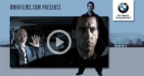 BMW the Hire online movie - viral