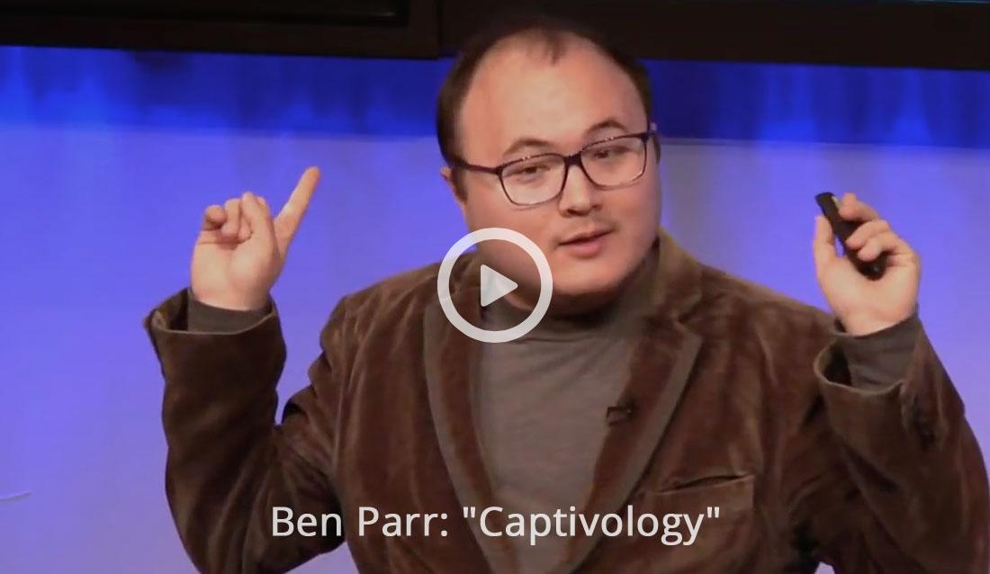 Ben Parr Captivology GoogleTalk