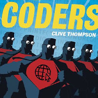 Boek: Coders - Clive Thompson