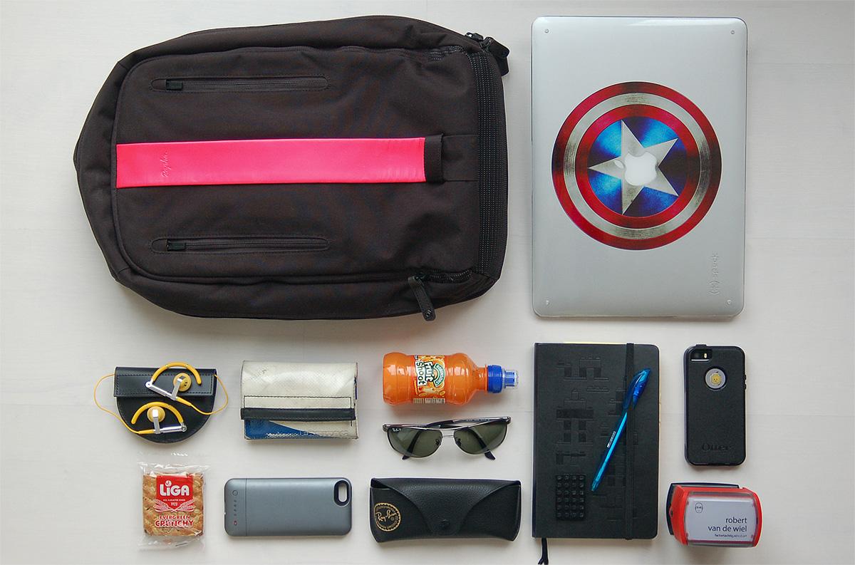 essentials voor een merkmaker in de schoolbanken