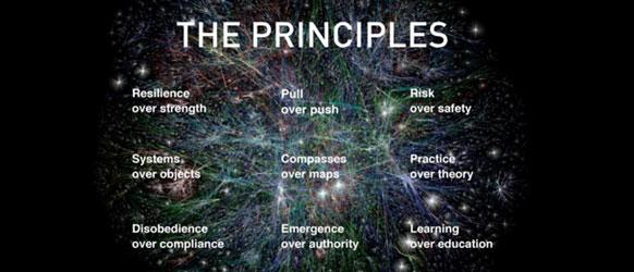 Negen principes: Ter inspiratie voor innovatie