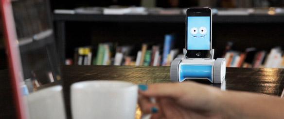 Van Kickstarter-project naar Romo de robot.