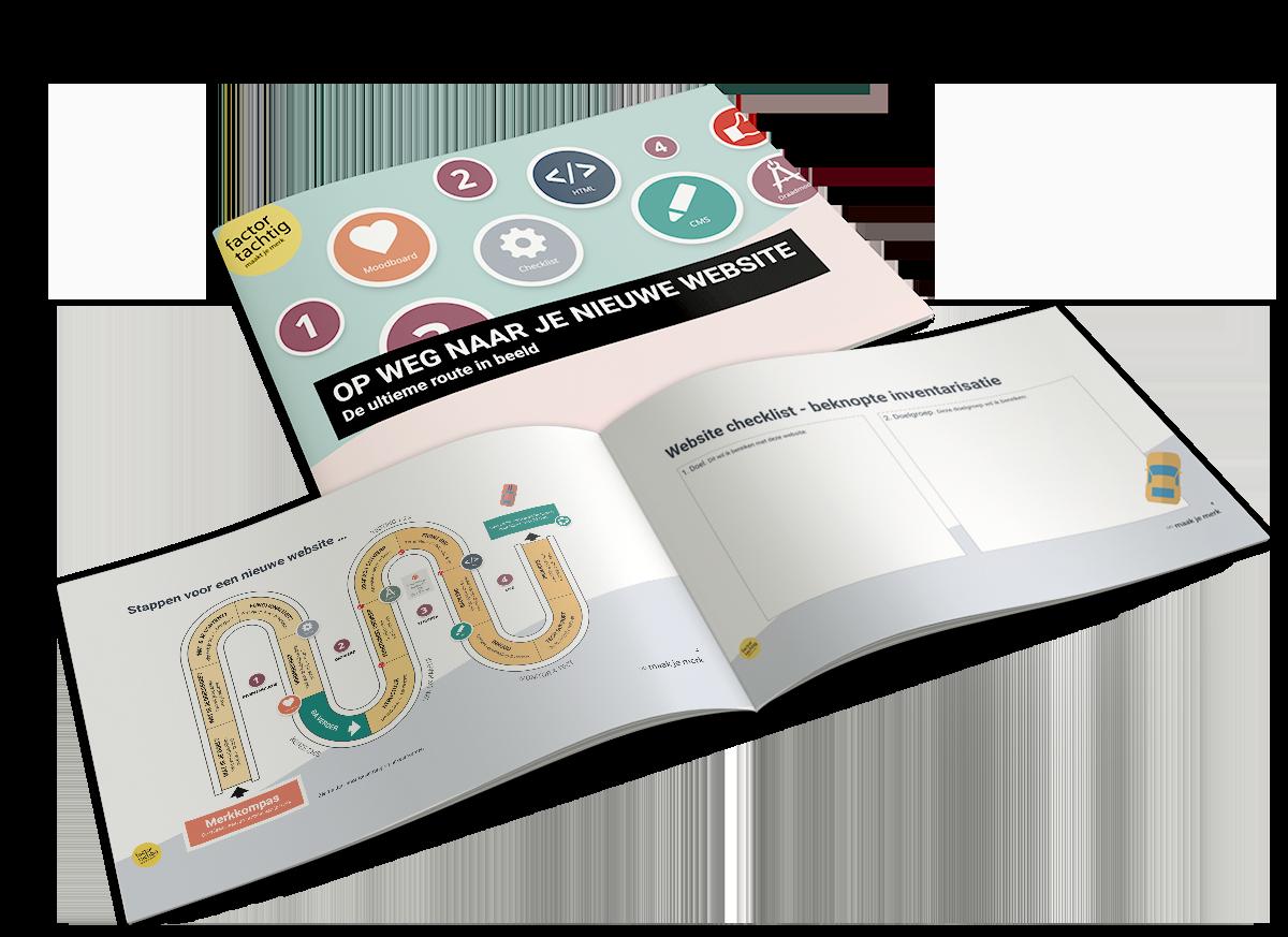 stappenplan merkwaardige website pdf