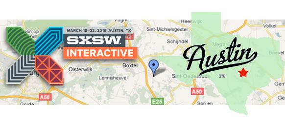 SXSW 2015: Van Austin naar Liempde|SXSW 2015: Van Austin naar Liempde 1