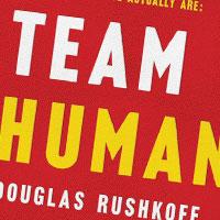 Boek: Team Human - Douglas Rushkoff