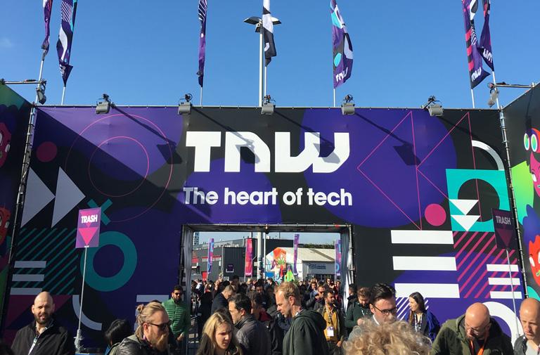 TNW2019: Mens en technologie kunnen niet zonder elkaar