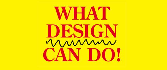Exploring the power of design. Eventverslag 'What Design Can Do! 2014' 1 Exploring the power of design. Eventverslag 'What Design Can Do! 2014'