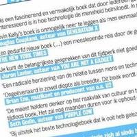 Boek: De wil van Technology - Kevin Kelly